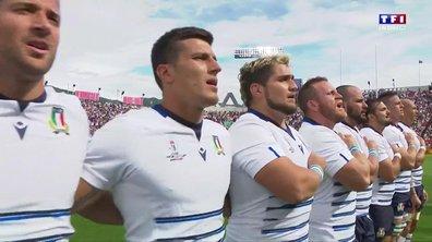 Italie - Namibie : Voir l'hymne italien en vidéo