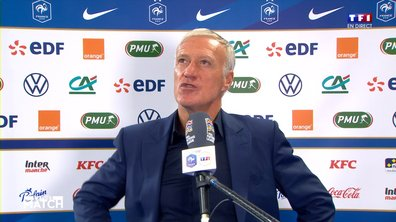 France - Croatie : Deschamps, Martial et Camavinga analysent le match