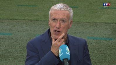 Hongrie - France (1 - 0) : Voir l'interview de Deschamps en vidéo