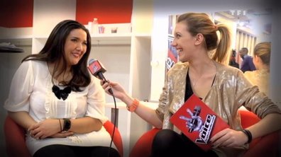 "The Voice : les talents se prêtent au jeu de ""l'interview battle"" (VIDEO)"