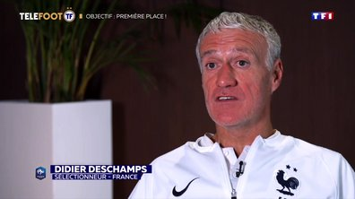[EXCLU Téléfoot 17/11] - Deschamps évoque le cas Giroud