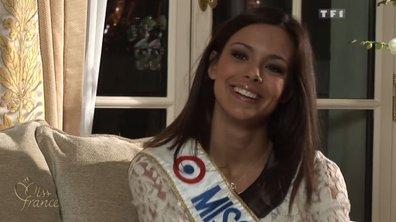 """Miss France 2013 : """"Je préfère les hommes discrets"""""""