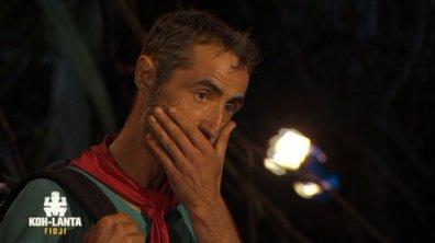 """Exclu. Sébastien, éliminé : """"Fabian, c'était le vent, et Maxime la girouette"""""""