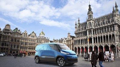 Iveco Concept Vision : la fourgonnette écologique du futur ?