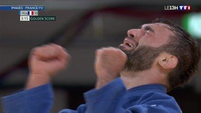 J.O. de Tokyo : première médaille française avec le Judo