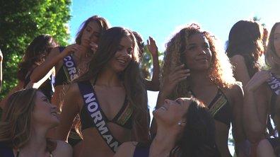 Les première images des Miss en maillot de bain
