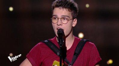 The Voice Kids 6 - Pierre : Standing ovation pour le jeune poète