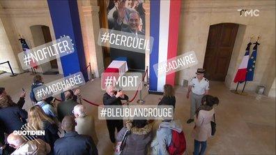 """Jacques Chirac : on avait dit """"dignes"""" les photos"""