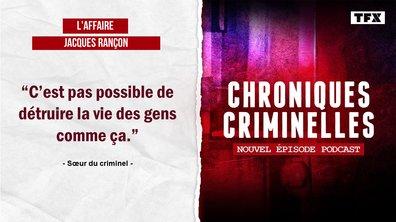 [INTEGRALE] Chroniques criminelles - L'affaire Jacques Rançon : meurtres en série à la gare de Perpignan