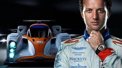 Jaeger-LeCoultre AMVOX2 Chronograph Racing : Aston Martin se met à l'heure
