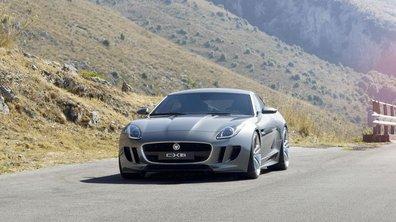 Salon de Francfort 2011 : Jaguar C-X16 Concept, la future baby Jag'