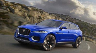 Jaguar C-X17 Concept 2013 : premier essai transformé de crossover