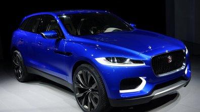 Salon de Francfort 2013 : Jaguar C-X17 Concept, le crossover révolutionnaire