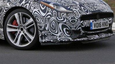 La Jaguar F-Type 2017 avec un moteur 4 cylindres turbo ?