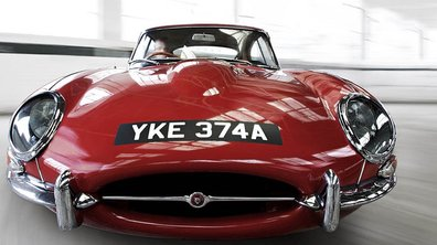 """Focus Automoto - Jaguar Type E : voici l'histoire de """"la plus belle voiture du monde"""""""