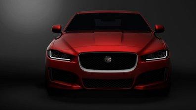 Future Jaguar XE 2015 : Démarrez-la avec votre téléphone !