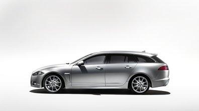 Jaguar XFR-S Sportbrake 2013 : un break de 550 ch en préparation ?