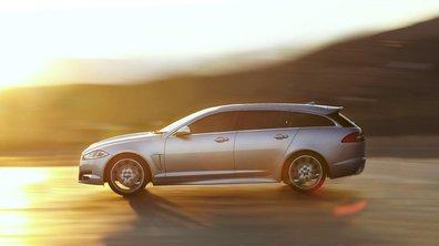 Essai vidéo - Exclusivité Automoto : Jaguar XF Sportbrake