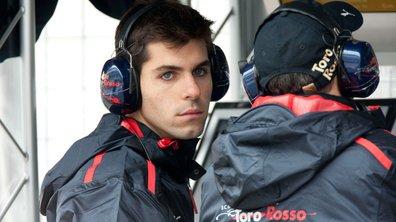 Formule 1 : Voici nouveau pilote Toro Rosso qui remplace Sébastien Bourdais