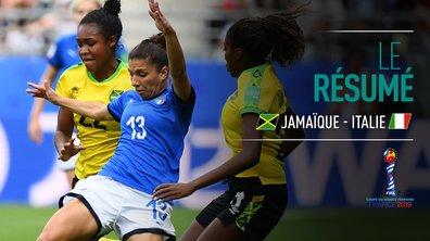 Jamaïque - Italie : Voir le résumé du match en vidéo