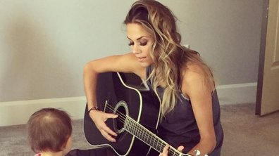 Jana Kramer, son adorable photo avec sa fille