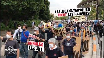 Japon : à 2 mois des JO et face à la crise sanitaire, la colère monte