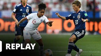Japon - Angleterre - Coupe du Monde Féminine de la FIFA, France 2019
