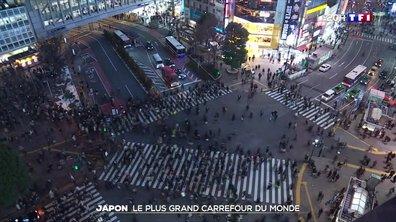 Japon : le plus grand carrefour du monde