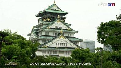 Japon : les secrets des châteaux forts des samouraïs