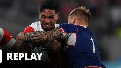 Japon - Russie (Coupe du monde de rugby - Japon 2019)
