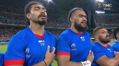 Japon - Samoa : Voir l'hymne samoan en vidéo