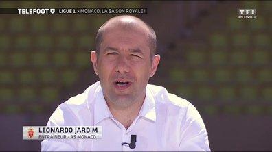 """[Exclu Téléfoot 21/05] - Jardim sur son avenir : """"Le futur ? On en parlera dans les prochaines semaines"""""""