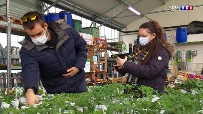 Jardinage : un monde fou dans les magasins spécialisés