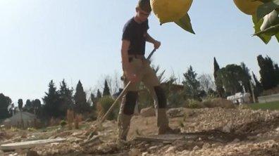 Un futur jardinier paysagiste
