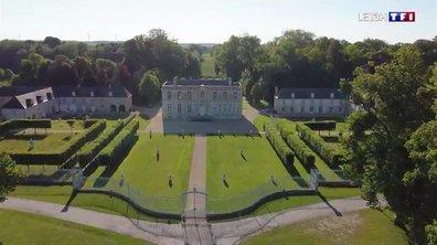 Jardins magnifiques : le domaine du château de Canon dans le Calvados