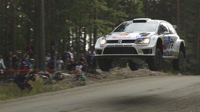 WRC - Rallye de Finlande 2014 : Victoire finale de Latvala