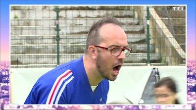 Jarry, entraîneur de foot !