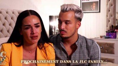 Jazz et Eva se disputent dans l'épisode 3 de la JLC Family
