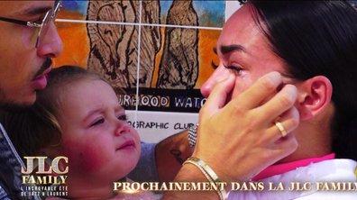 Jazz fond en larmes dans l'épisode 8 de la JLC Family