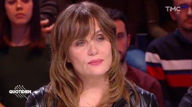 """""""Je le remercie de faire ça pour nous"""" : Emmanuelle Seigner réagit à l'interview de Roman Polanski dans Paris Match"""