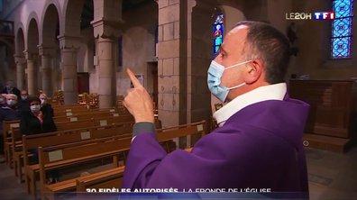 """""""Je ne suis pas là pour compter"""" : des prêtres refusent la jauge de 30 fidèles"""
