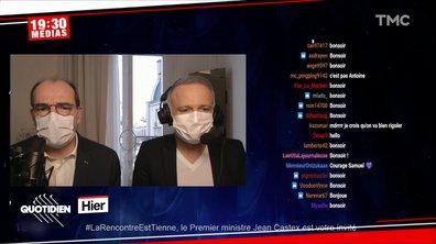 Jean Castex sur Twitch: une interview un peu malaise et pas vraiment réussie