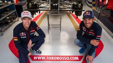 F1 2014 - Bilan : Toro Rosso à sa place