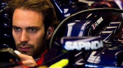"""Vergne: """"Une bonne chance pour que je retourne en F1 chez Haas"""""""