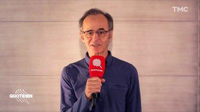 Jean-Jacques Goldman lance la saison 4 de Quotidien