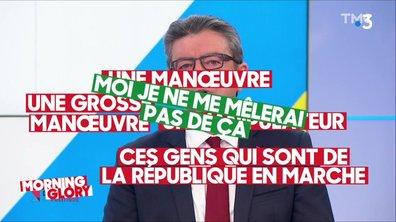"""Jean-Luc Mélenchon n'a RIEN contre la liste """"gilets jaunes"""", quoique..."""