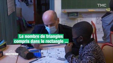 Jean-Michel Éducation : gros mollards et petits triangles
