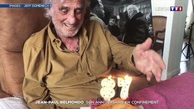 Jean-Paul Belmondo fête ses 87 ans ce jeudi