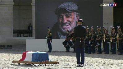 Jean-Paul Belmondo : l'adieu au Magnifique