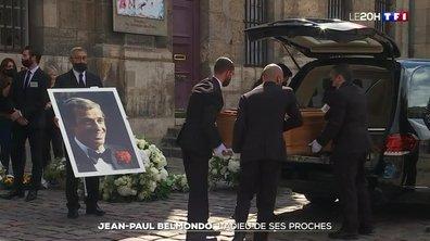 Jean-Paul Belmondo : l'adieu de ses proches